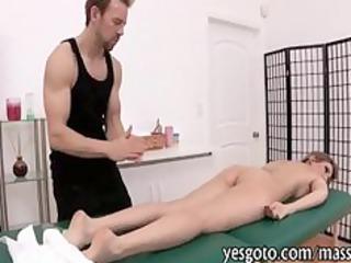Sexy mature pornstar Courtney Cummz massage and