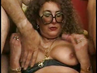 Free French Granny Porn