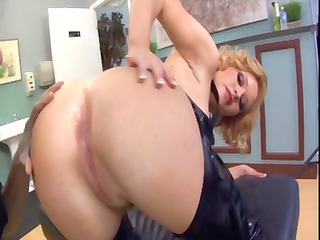 FEMDOM FOOT And ASS WORSHIP