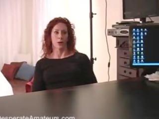 Cathrine visits DesperateAmateurs.com