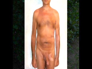 nudist exhibitionist