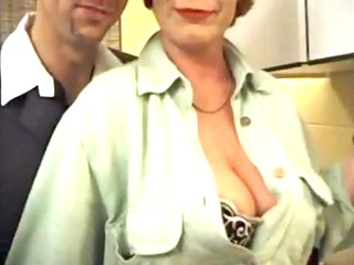 German Mature Milf Kira Red Anal Projeckt NEW