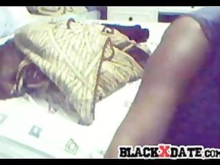 Thick black mature spreads her big ass cheeks