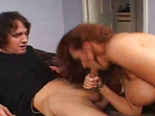 Mature Redheads in Oral Sex Fun