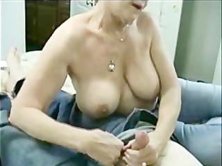 Stepmom having sex smoking all-whites