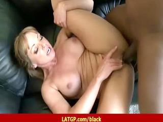 Interracial porn MILF hardcore sex 40
