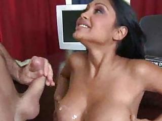 Busty MILF Priya Rai is an Office Fuck Slut