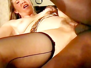 Young Black Poles In Old Ladies Buttholes - Scene