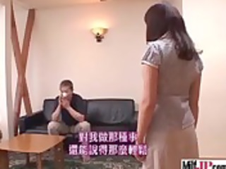 Sexy Japanese Milf Fucking Hardcore clip-26