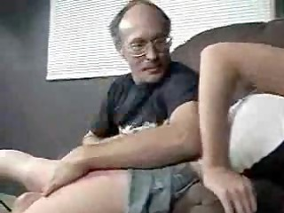 spanked by stepfather