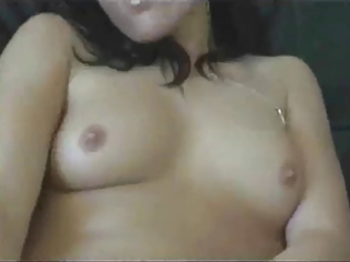 sexy wife having fun on homemade