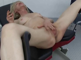 Granny Says Fucking Is The Best Medicine !