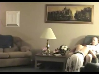 Hidden Spy Camera Caught House Wife Amateur