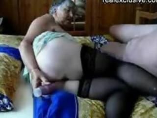 Grandpa And Grandma 75 Years