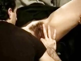Hairy Amateur Mature With Glasses Fucked