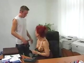 Mature Secretary Hot Sex