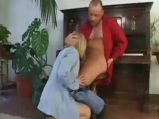 Mature private teacher milf deepthroat choking