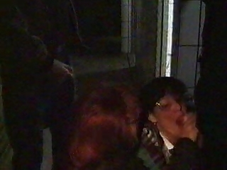 French Mature Women In Public Toilets With