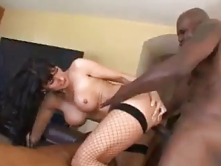 Sexy Belgian MILF Eva Karera Desires BBC