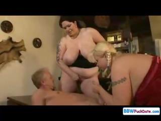 BBW Mature Orgy