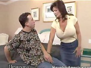 Deauxma Gets Her Ass Fucked By A Young Stud