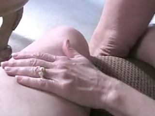 Hubby watches Melanie suck cock