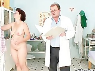 Horny old grandma gets her tight part5