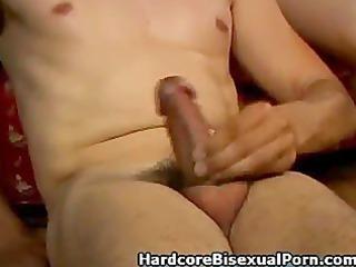 Bisexual Boys Fucking Hot MILFs!