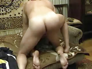 Horny slut cheating Wife fucking with Lover on