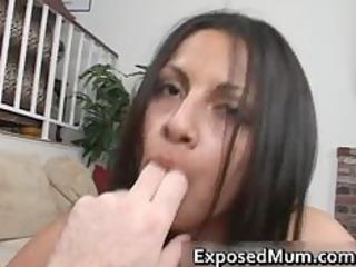 Latina mom tit fucks and pounded hard part4