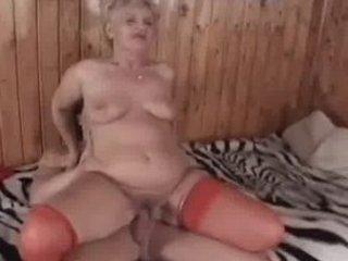 62 year old euro-granny