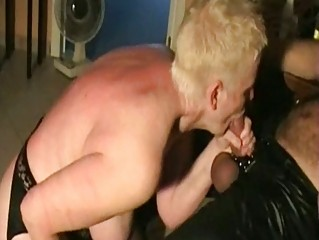 Kinky mature blowjob and homemade oralsex