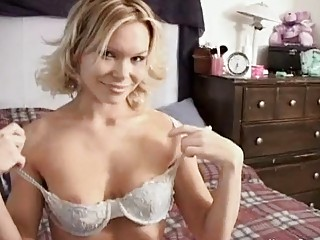 MILFs in Lingerie Giving Blowjobs