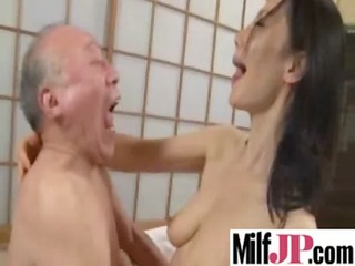Busty Asians Milfs Gets Banged Really Hard