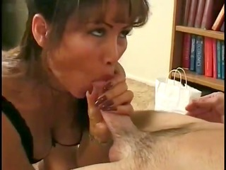 Oriental, Oral-Job & Aged: Rosie Rocket