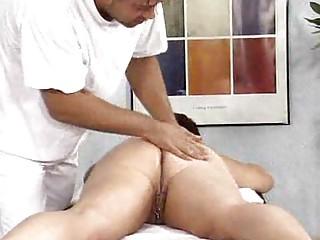 Horny moms first sex massage