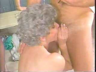 grannie is a lockerroom whore!