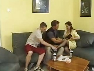 Mature 3some part1