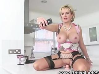 British mature Lady Sonia