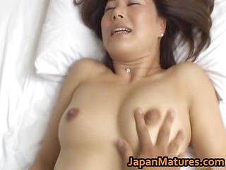 Horny Mature Mio Fujiki Goes Wild For part5