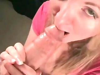 Wifey Breasty Whore Strapon Pleaser