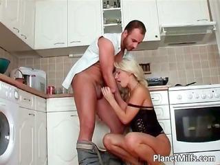 Very hot blonde slut got fucked part3