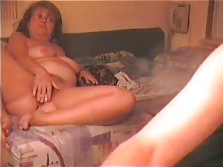 reall horny mature amateur gets fucked
