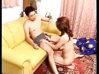 Japanese MILF and Young xLx