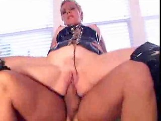 fetish milf double anal