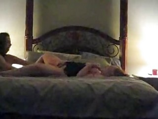 Homemade milfs lick and finger each other