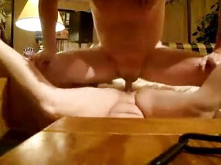 My wife shows creampie after I fucked her