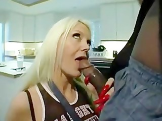 Maxx Blacc Huge Dick Pounds White Housewife