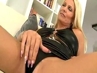 Hot euro blonde milf cougar winnie