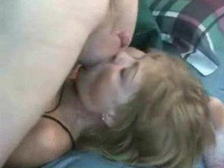 Beauty mature amateur milf mom blowjob mouth